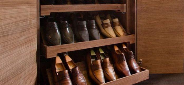 Полка для обуви - как правильно выбрать?