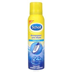 Scholl- средство от неприятного запаха