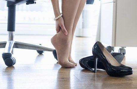 Уход за обувью - каблуки
