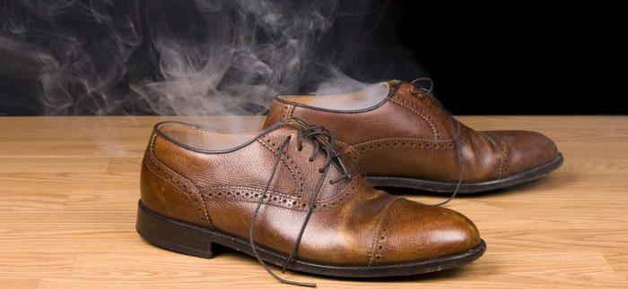 Неприятный запах обуви - как избавиться?