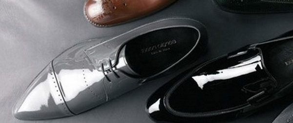 Уход за лакированной обувью