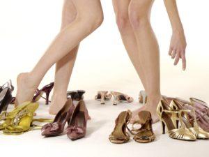 Женская обувь - выбираем правильно