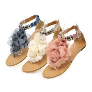 Декоративные детали к женской обуви