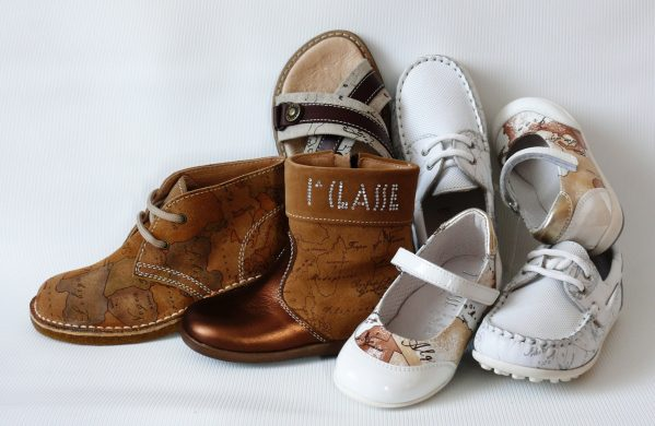 Детская обувь на вырост