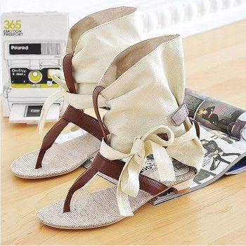 Женская обувь: женские сандали