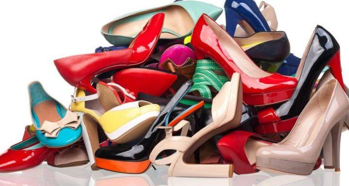 Женский туфли всех мастей