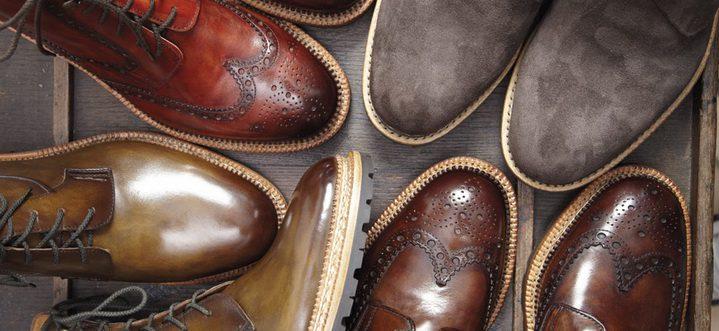 Стильная мужская обувь на любой вкус