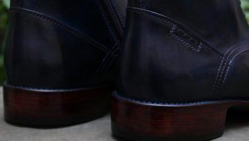 Ремонт элитной обуви в Санкт-Петербурге