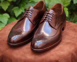 Ремонт элитной обуви СПБ