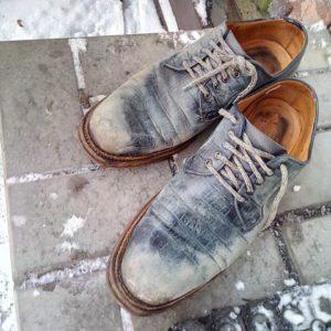 Ремонт элитной обуви