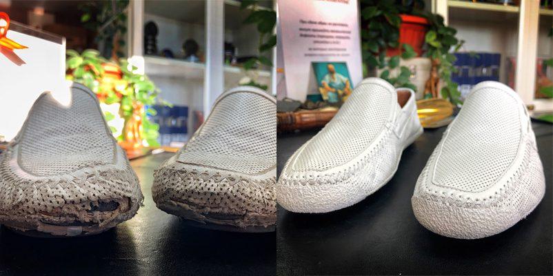 Пошив обуви СПБ