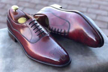 Индивидуальный пошив обуви на заказ в Санкт-Петербурге