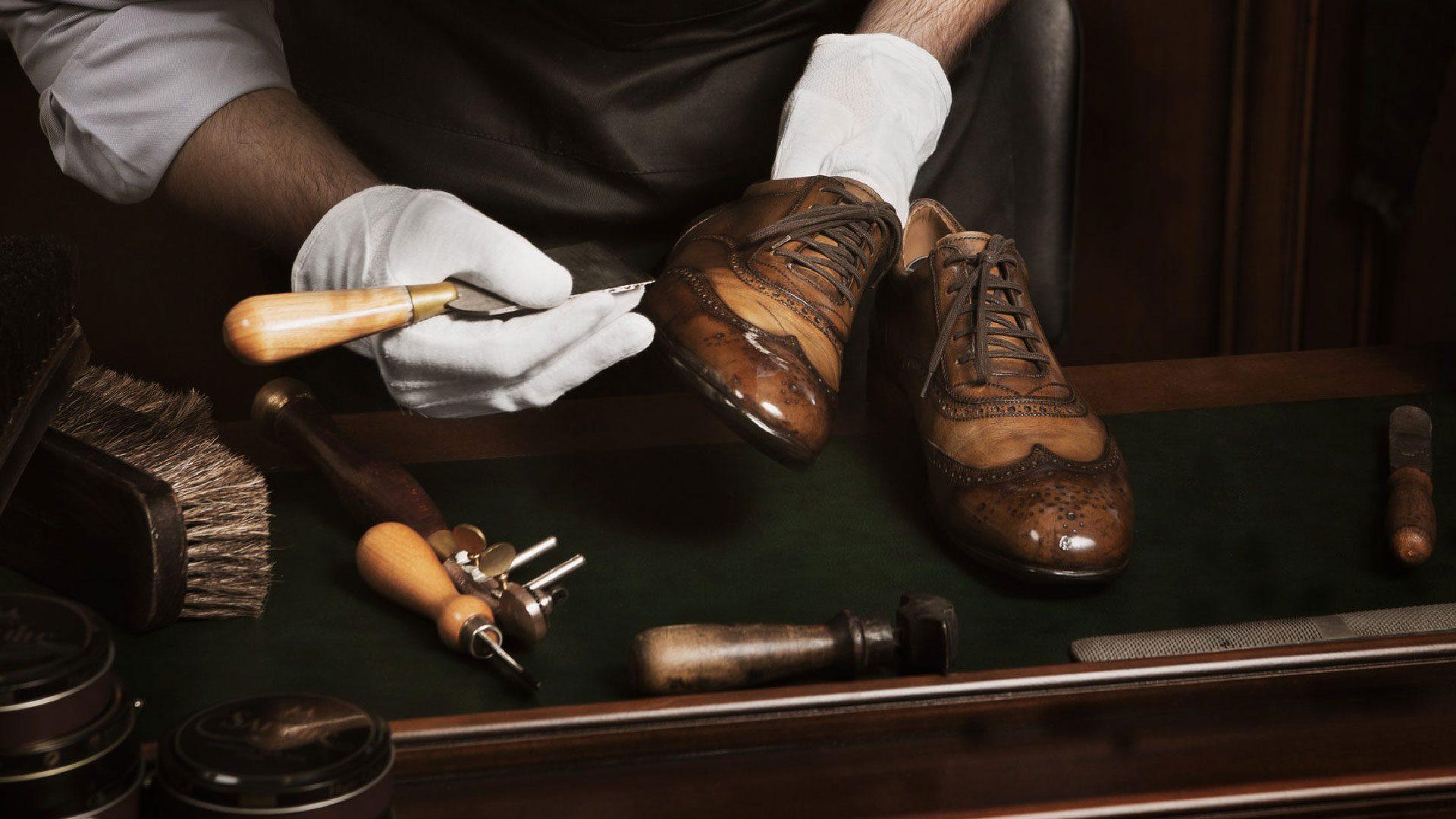 услуги по ремонту обуви